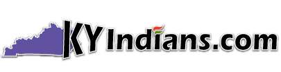www.kyindians.com | Indian Community Website in Kentucky